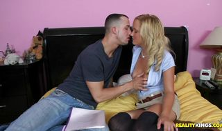 Remarkable kitty Liyla Shay is about to have sex with fuckmate she likes