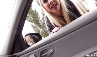 Seductive sweetheart Kyra Hot rides man like a pro