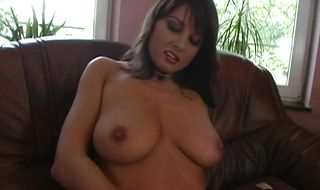 Classy cutie Kate Sohes is always ready for some extremely hot action