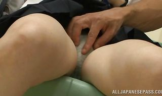 Nasty exotic girl is fucked hard like a whore she is